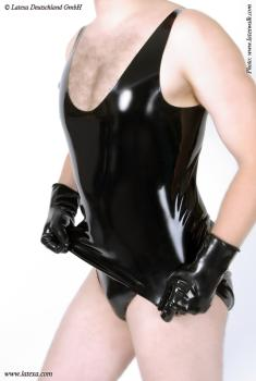 Latexa Tanktop Trägershirt Latex in 9 Farben