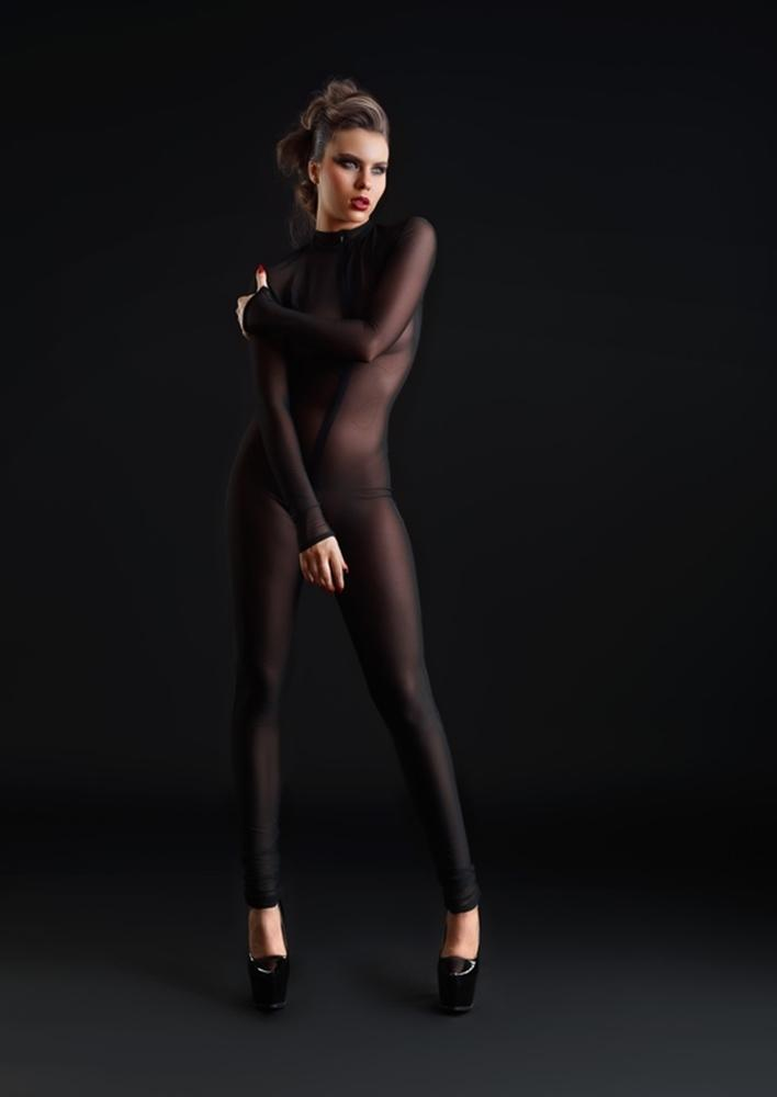 Stretchnetz Catsuit Sweety von Catanzaro