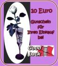 Good-Lack Warengutschein Wert 10 Euro